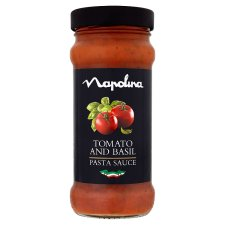 Napolina Pasta and Sauce