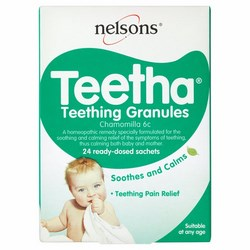 Nelsons Baby Medication