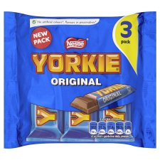 Nestle Yorkie Chocolate