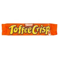 Nestle Toffee Crisp Chocolate