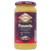 Pataks Curry Sauces and Pastes