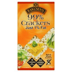 Rakusen's Crackers