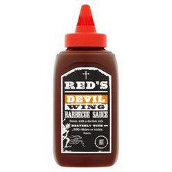 Reds BBQ Sauces and rubs