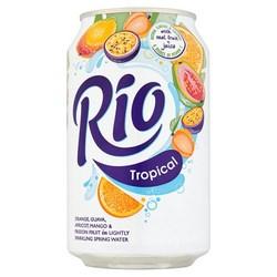Rio Fizzy Drinks