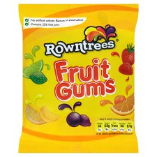 Rowntrees Sweets
