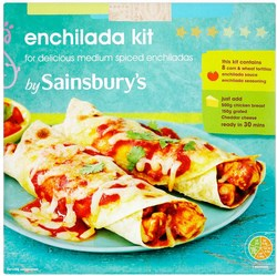 Sainsbury International Cuisine