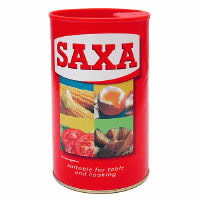 Saxa Salt and Pepper