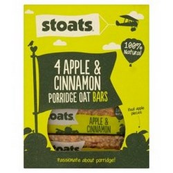 Stoats Porridge Bars