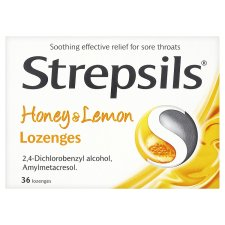 Strepsils Lozenges