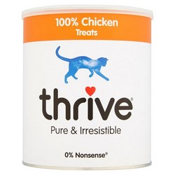 Thrive Cat Treats and Food