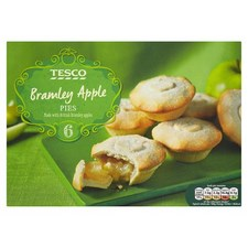 Tesco Fruit Pies and Sundaes