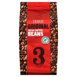 Tesco Ground Coffee and Beans