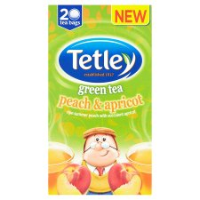 Tetley Fruit and Herbal Tea