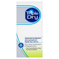 Triple Dry Deodorant