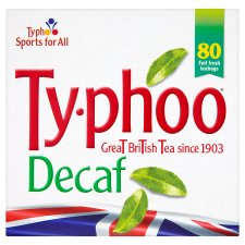 Typhoo Tea Decaffeinated