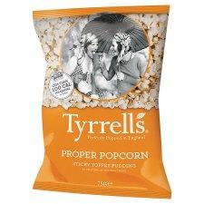 Mixed Brand popcorn
