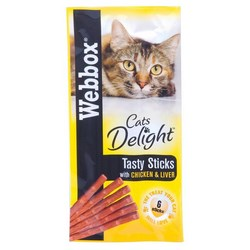 Webbox Cat Treats