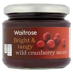 Waitrose Condiments