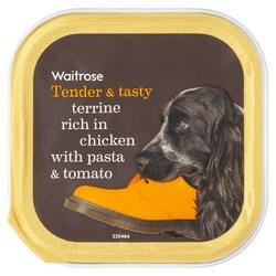 Waitrose Dog food