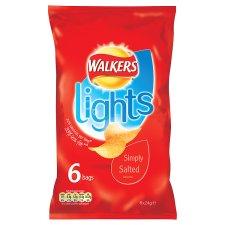 Walkers Lights Crisps
