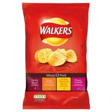 Walkers Meaty Crisps