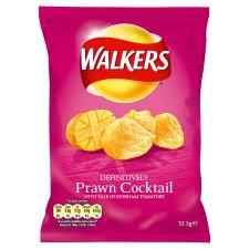 Walkers Prawn Cocktail Crisps