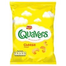 Walkers Quavers Crisps