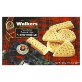 Walkers Shortbread Single Boxes