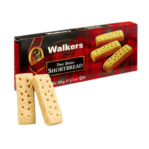 Walkers Shortbread And Biscuits
