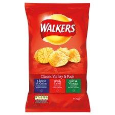 Walkers Variety Crisps
