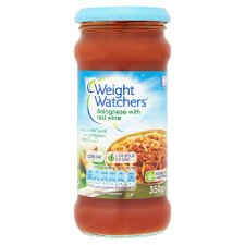Weight Watchers Cooking Sauces