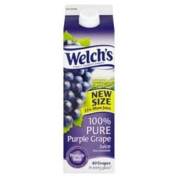 Welchs Grape Drink