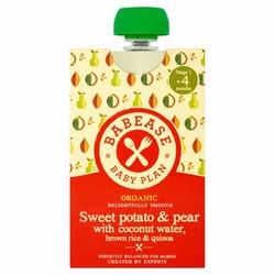 Babease Organic Baby Food