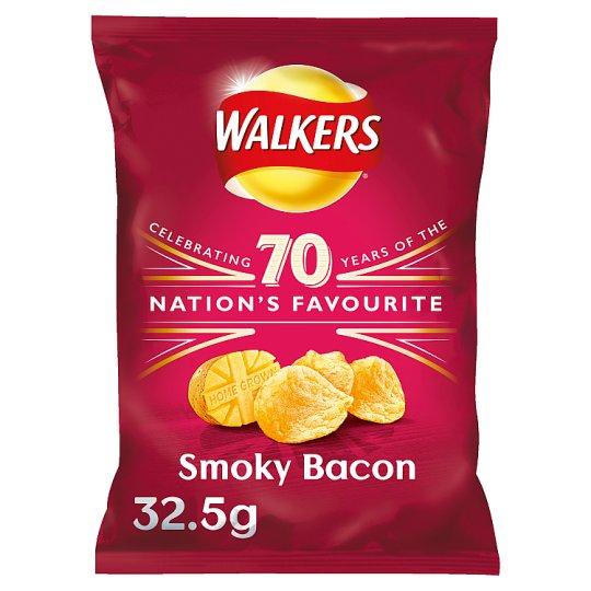 Walkers Smokey Bacon Crisps