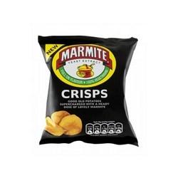 Marmite Crisps and Snacks