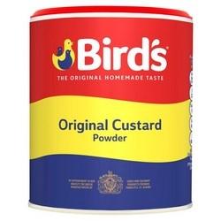 Birds Puddings
