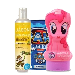 Childrens Haircare