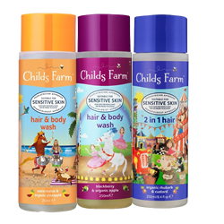 Childs Farm Toiletries