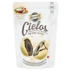 Cielos Crunchy Olives
