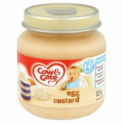 Cow and Gate Baby Food