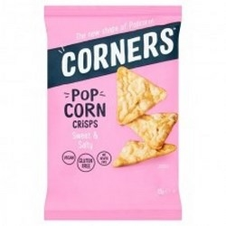 Rebellion Corn and Bean Snacks