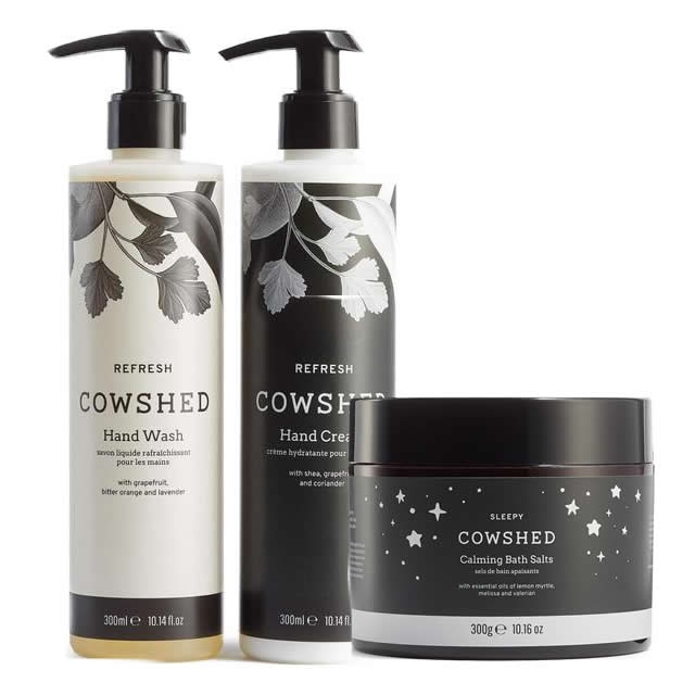 Cowshed Shower and Bath