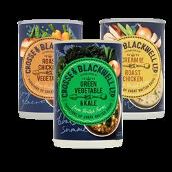 Crosse and Blackwell Tinned Food