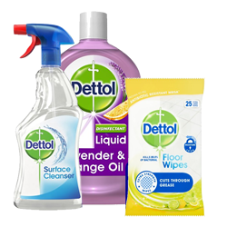 Dettol Surface Cleaners