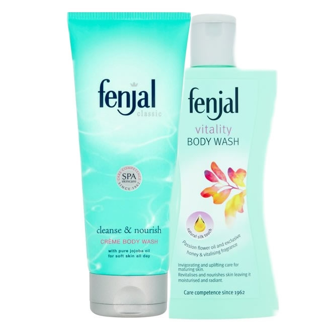 Fenjal Bath and Shower Products