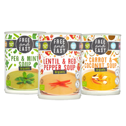 Free and Easy Soup