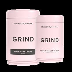 Grind Shoreditch Coffee