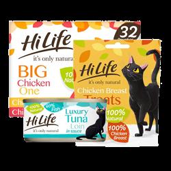HiLife Cat Food