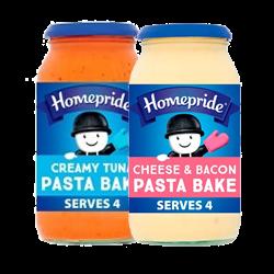 Homepride Pasta Bake