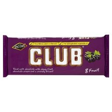Mcvities Club Biscuit